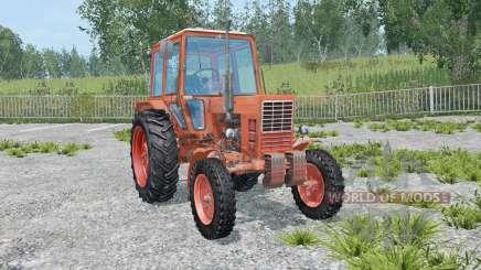 80 e MTZ 82 Bielorrússia para Farming Simulator 2015