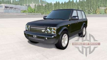 Land Rover Range Rover (L322) para BeamNG Drive