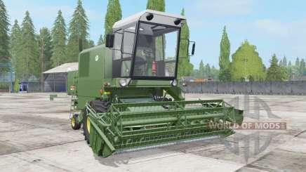 Bizon Super Ȥ056 para Farming Simulator 2017