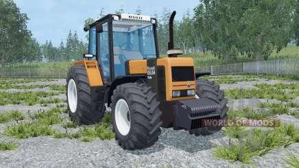 Renault 155.54 TX rajah para Farming Simulator 2015