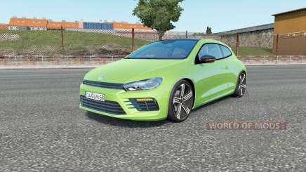 Volkswagen Scirocco R 2014 para Euro Truck Simulator 2
