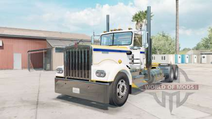 Kenworth W900A sauvignon para American Truck Simulator