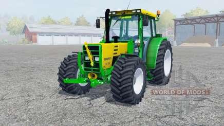 Buhrer 6135 A front loader para Farming Simulator 2013