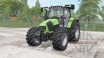 Deutz-Fahr 5130 TTV para Farming Simulator 2017