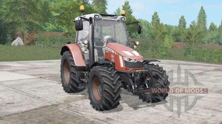 Massey Ferguson 5610&5613 para Farming Simulator 2017