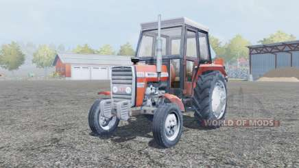 Massey Ferguson 255 manual ignition para Farming Simulator 2013