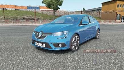 Renault Megane sedan 2017 para Euro Truck Simulator 2