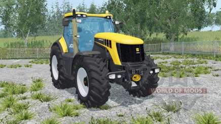 JCB Fastrac 8310 golden dream para Farming Simulator 2015
