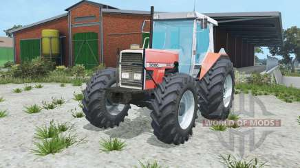 Massey Ferguson 3080 IC control para Farming Simulator 2015