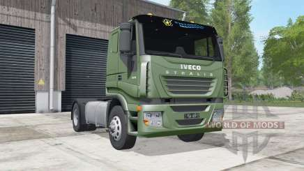 Iveco Stralis choice color para Farming Simulator 2017