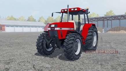 Case IH Maxxum 5150 rosso corsa para Farming Simulator 2013