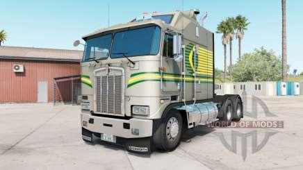 Kenworth K100E foggy gray para American Truck Simulator