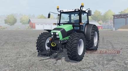Deutz-Fahr Agrofarm 430 TTV 2010 para Farming Simulator 2013