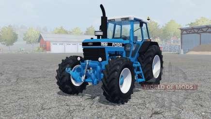 Ford 8630 4WD para Farming Simulator 2013