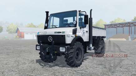 Mercedes-Benz Unimog U1450 (Br.427) loblolly para Farming Simulator 2013