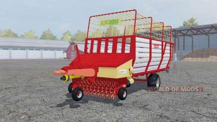 Pottinger EuroBoss 330 T pigment red para Farming Simulator 2013