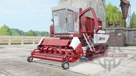Cupido-680 cor vermelho escuro para Farming Simulator 2017