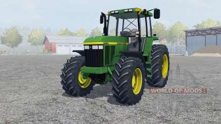 John Deere 7810 add weight para Farming Simulator 2013