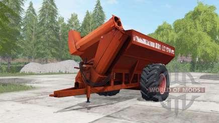 Não NPP 20 para Farming Simulator 2017