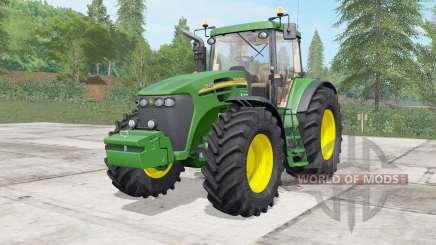 John Deere 7020-series attacher config para Farming Simulator 2017