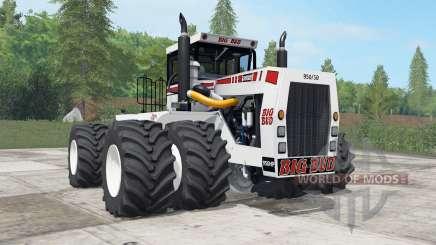 Big Bud 950-50 choice power para Farming Simulator 2017