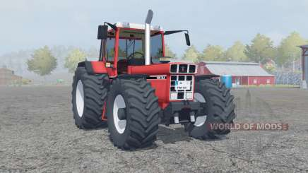 International 1455 XLA tart orange para Farming Simulator 2013