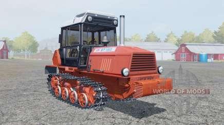 W-150 vermelha macia Okas para Farming Simulator 2013