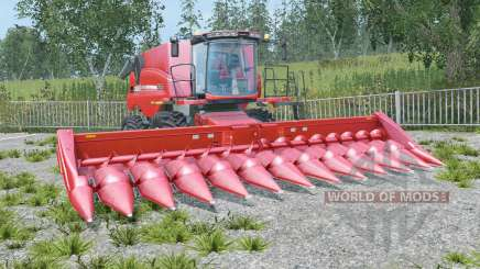 Case IH Axial-Flow 9230 carmine pink para Farming Simulator 2015