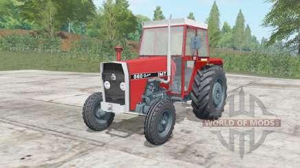IMT 558&560 DeLuxe para Farming Simulator 2017