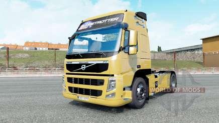 Volvo FM Globetrotter cab 2010 para Euro Truck Simulator 2