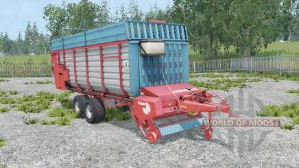 Mengeᶅe Garant 540-2 para Farming Simulator 2015
