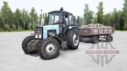 MTZ-1221.2 Bielorrússia para MudRunner