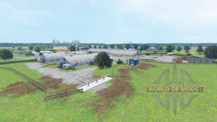 Lviv oblast de v3.1 para Farming Simulator 2015