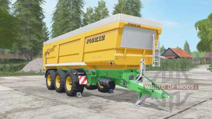 Joskin Trans-Space 8000-27 para Farming Simulator 2017