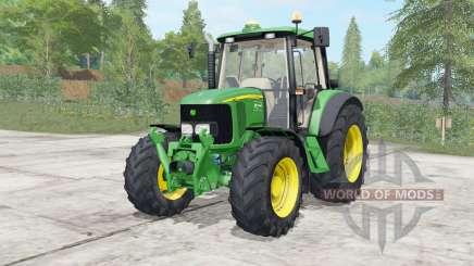 John Deere 6020-7020 series para Farming Simulator 2017