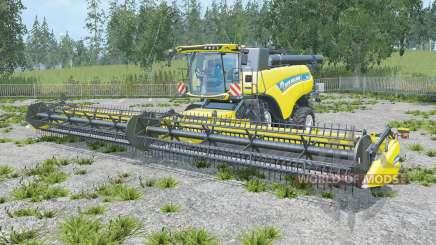 Novo Hollaɳd CR10.90 para Farming Simulator 2015