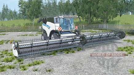 New Holland CR10.90 white para Farming Simulator 2015