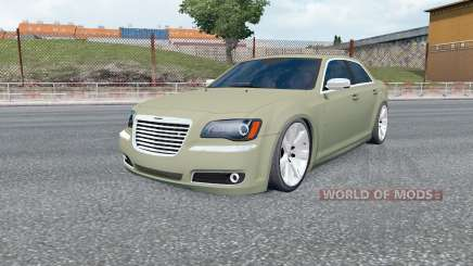 Chrysler 300C (LX2) 2011 para Euro Truck Simulator 2