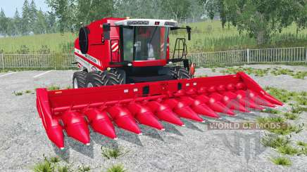 Massey Ferguson 9895 american rose para Farming Simulator 2015