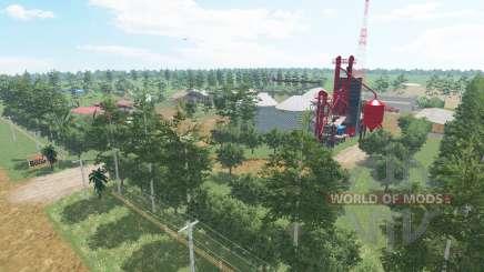 Fazenda Bacuri para Farming Simulator 2015