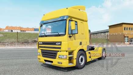 DAF CF85.380 Space Cab para Euro Truck Simulator 2