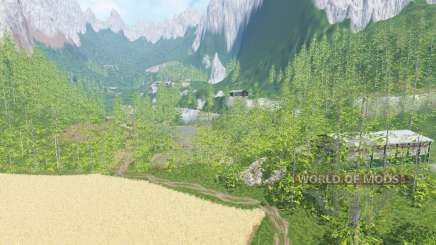 Mountain Farmers para Farming Simulator 2015