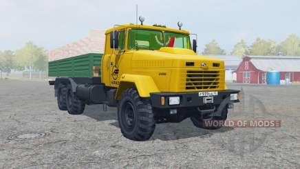 O KrAZ-65053 para Farming Simulator 2013