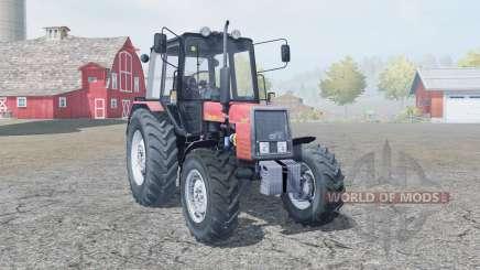 MTZ-Bielorrússia 1025 travão de mão para Farming Simulator 2013