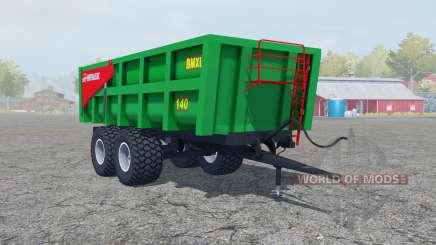 Gyrax BMXL 140 para Farming Simulator 2013