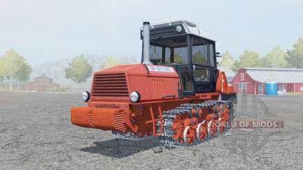 W-150 macio cor vermelha para Farming Simulator 2013