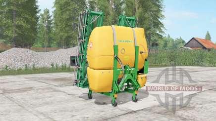 Amazone UF 1801 para Farming Simulator 2017