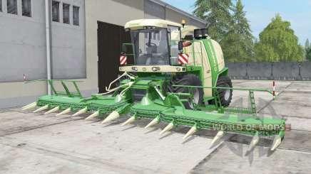 Krone BiG X 1100 bunkeᶉ capacidade para Farming Simulator 2017