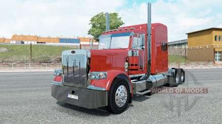 Peterbilt 389 Ultra-Cab Sleeper para Euro Truck Simulator 2