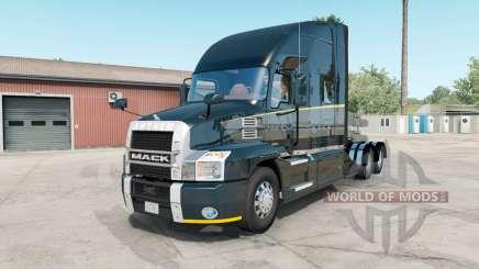 Mack Hino Stand Uꝓ Cabina Cabina De 2018 para American Truck Simulator
